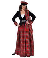 Scottish Lady - Longer Version    - sizes 6 - 22                     - $50.42