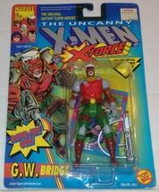 Uncanny X-Men X-Force G.W. Bridge Action Figure Toy Biz - $14.00