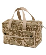 Desert Digital Camouflage Heavyweight Military Mechanics Standard Tool Bag - $16.99