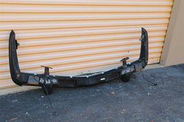 *NO SHIPPING* Mercedes W107 R107 Front Chrome Bumper W/ Shocks 450SL 350SL 560SL image 8
