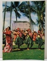 3D Lenticular Vintage Hawaii KODAK HULA SHOW 1960's Postcard B26 - $26.95