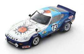 Spark 1:43 Nissan Fairlady Z 260Z#73 Le Mans 24h-1976 - $146.19