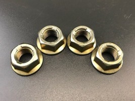 Ford C3, C4, C5, C6, AOD, E4OD Transmission Qty of Four Torque Convertor Nuts - $12.82
