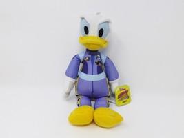 "Just Play Disney Junior 10"" Stuffed Plush Roadster Racer Donald Duck - New - $12.34"