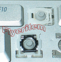 Dell Inspiron 1525 KEYBOARD'S INDIVIDUAL KEY (ONE KEY ONLY) BA86 137127-001 C image 2