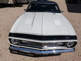 1968 Chevrolet Camaro For Sale In  Rocky Mount, NC 27803 image 4