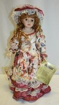 """16"""" Seymour Mann Porcelain Doll w Hang Tag - ROSE - $19.79"""