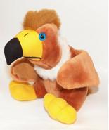 Brown Bird Plush Stuffed Animal Toy Plushland DoDo TAG - $15.79