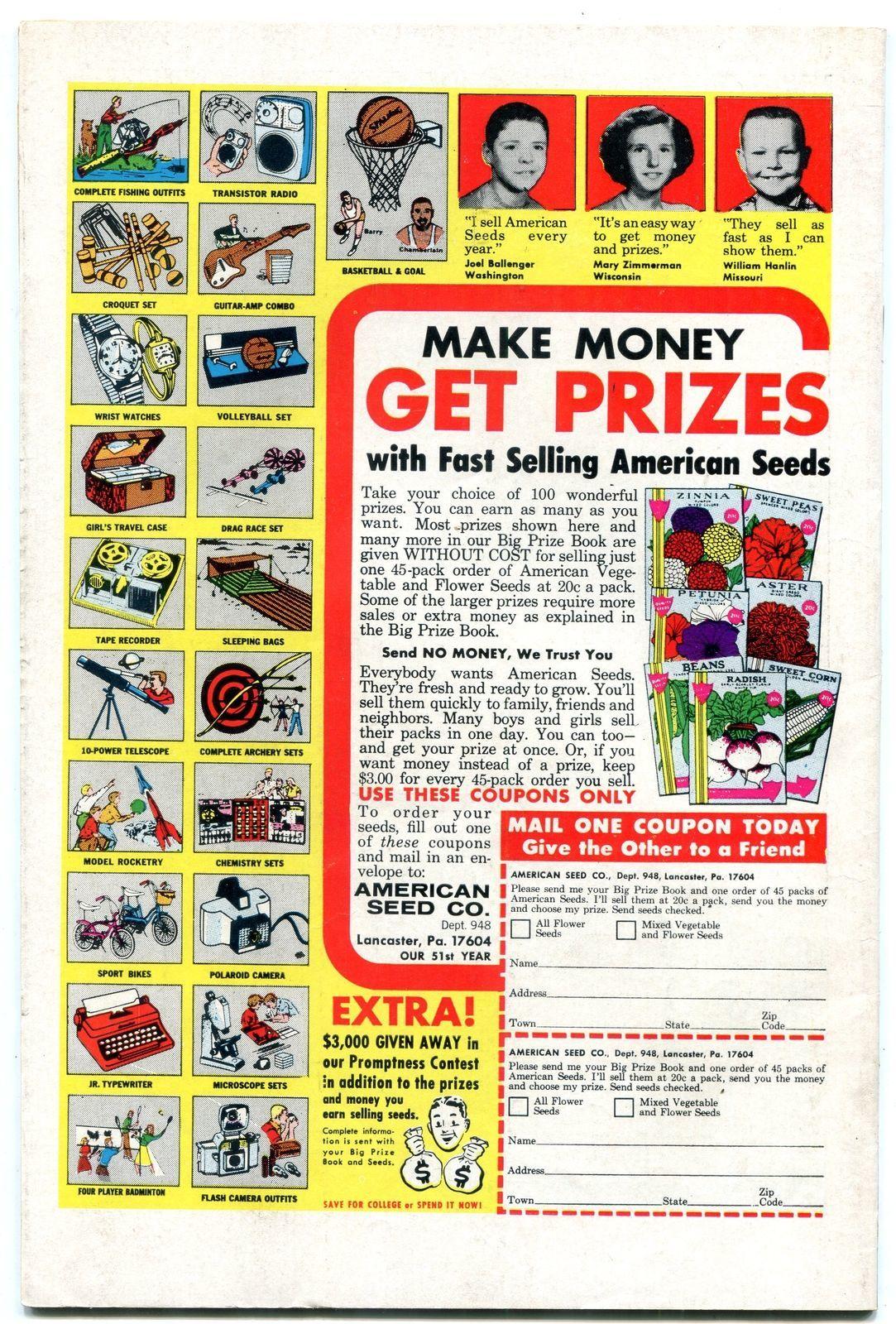 Archie Comics #191 1969- Silver Age-Betty & Veronica- VF image 2