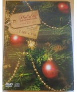 Holiday Celebration 3 DISC SET the Holiday Scenics Collection 2 CDs + 1 ... - $6.92