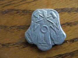 Sovereign Commander W.O.W. Vintage Antique Token Coin Medallion - $23.75
