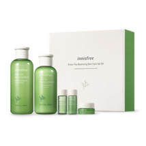 [Innisfree]  Green Tea Balancing Skin Care Set EX Korea Cosmetic - $36.13