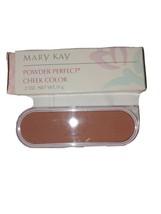 NIB Mary Kay Powder Perfect Cheek Color .2 oz Camel 2260 - $5.93