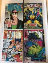 Wolverine #55 56 57 58 Marvel Comic Lot 4 1992 VF+/NM Condition X-MEN - $8.99