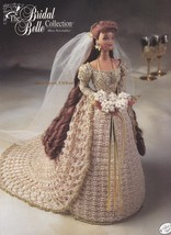 Miss November, Annie's Bridal Belle Crochet Fashion Doll Clothes Pattern... - $3.95