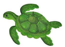 Nature's Bounty Beautiful Custom Turtle Portraits[ Sea Turtle In Waterco... - $14.84