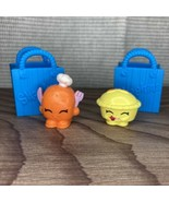 """Shopkins Season 1 """"Hot Apple Pie"""" And """"Rolly Roll"""" Exclusive With Bags - $17.81"""