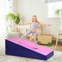 Kids Wedge Ramp Mat Incline Tumbling Gymnastics Foam Gym Yoga Exercise F... - $105.99