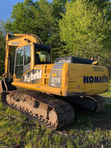 2014 Komatsu HB 215 LC For Sale in Conway, South Carolina 29527 image 2