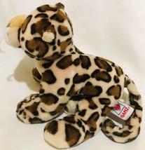 Webkinz Ganz HM182 Spotted Leopard No Sealed Code B153 - $14.84