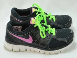 Nike Flex Run 2013 Running Shoes Women's Size 5.5 US Excellent Plus Cond... - $51.14