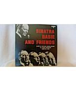 Frank Sinatra, Count Basie & Friends, LP Record Retrospect 509, Kiel Ope... - $55.69