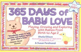365 Days of Baby Love [Paperback] Ellison and Ferdinandi - $1.83