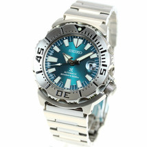SEIKO PROSPEX SZSC005 Automatic Diver Scuba Watch Limited GREEN MONSTER ... - $667.15 CAD