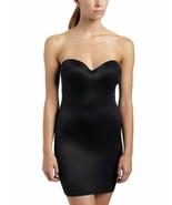Flexees by Maidenform Women's Firm Control Strapless Slip, Black, 38B - $34.64