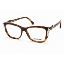 New Roberto Cavalli Eyeglasses Size 53mm 140mm 14mm New With Case - $57.59