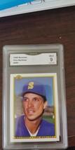 1990 Bowman Tino Martinez GMA 9 - $0.94
