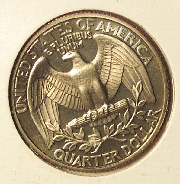1978-S Proof Washington Quarter #032 image 4