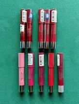 Lot Revlon Colorburst Matte Balm Fiery Adore Crush Smitten 0.095 Oz Lipstick  - $10.99