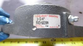 Link-Belt FX3U228N / FX3-U228N Ball Bearing Flange Unit New image 2