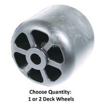 """Deck Wheel Fits John Deere 1600 Turbo & 1620 Front Mounts w/ 62"""" Deck M115245 - $23.72+"""