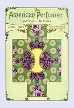 American Perfumer and Essential Oil Review, August 1913 - Art Print - $19.99+