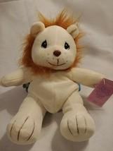 "1997 Enesco Tender Tails Precious Moments LION 8"" Plush Beanbag - $6.85"