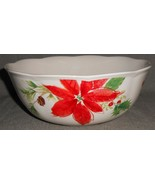 """Lenox WINTER MEADOW PATTERN 9"""" Serving or Vegetable Bowl HOLIDAY-CHRISTMAS - $79.19"""