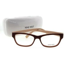 NEW NINE WEST Eyeglasses Size 51mm 135mm 16mm New With Case - $25.91