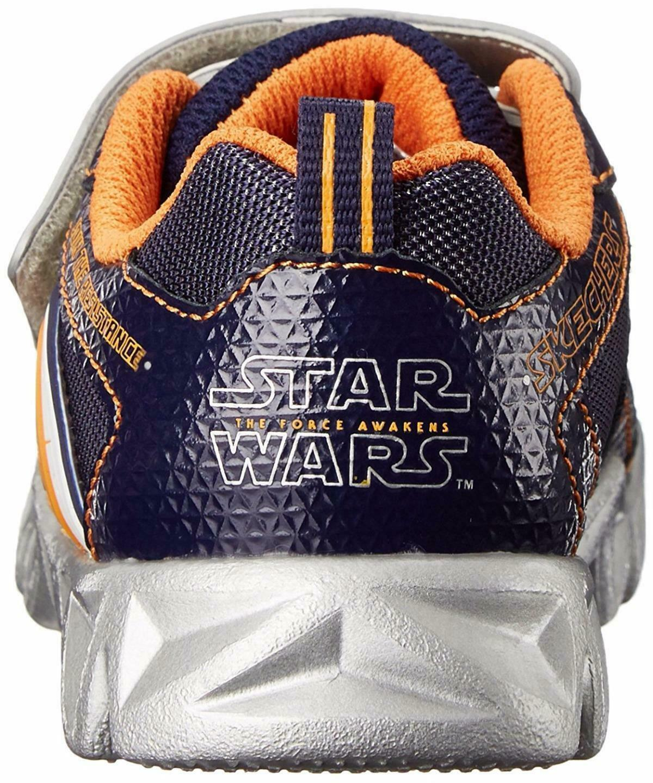 Skechers Star Wars BB8 BB-8 Datarox Sauder Toddler Sneakers Boys Girls Shoe RARE