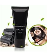 Black Mud Face Mask Blackhead Remover Deep Cleansing Peel Acne Treatment - $4.77