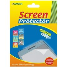 Amzer Super Clear Screen Protector with Cleaning Cloth for Sprint HTC Touch Diam - $4.94