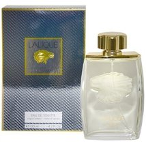 LALIQUE WHITE POUR HOMME BY LALIQUE ~ 4.2 oz EDT SPRAY* Cologne for Men - $22.95
