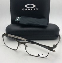 New OAKLEY Eyeglasses TINCUP OX3184-0252 52-17 135 Powder Pewter Frames - $269.95