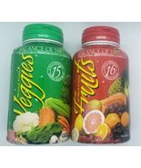 Balance of Nature Fruits and Veggies 90 Caps per Bottle (2 Bottles in To... - $151.79