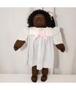 1985 Xavier Roberts Signed African American Little People Soft Sculpture... - $445.46