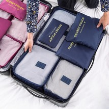 Travel Bags Bag Hand Luggage Duffle Men Women Canvas Tote Packing Cubes ... - $24.69