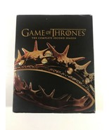 Game of Thrones: The Complete Second 2nd 2 Season (Blu-ray Disc, 5-Disc ... - $6.93