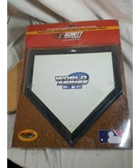 Authentic Hollywood Mini Home Plate World Series 2004 Schutt Collectables - $20.78