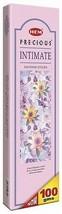 Hem Precious Intimate Agarbatti Incense Sticks 100g Pack Meditation Spir... - $8.99